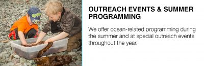 Outreach Events Summer Programming