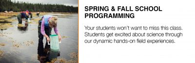 Fall-Spring School Programming